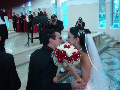 Casamento da Luciana